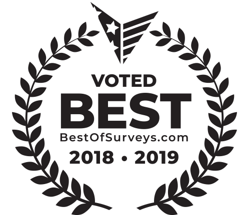 Voted Best BestOfSurveys