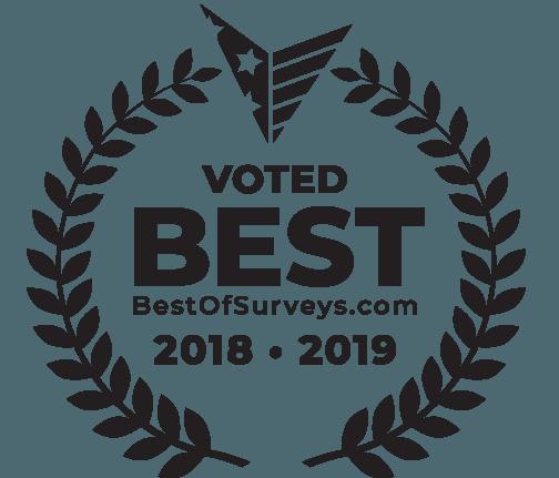 Voted Best BestOfSurveys